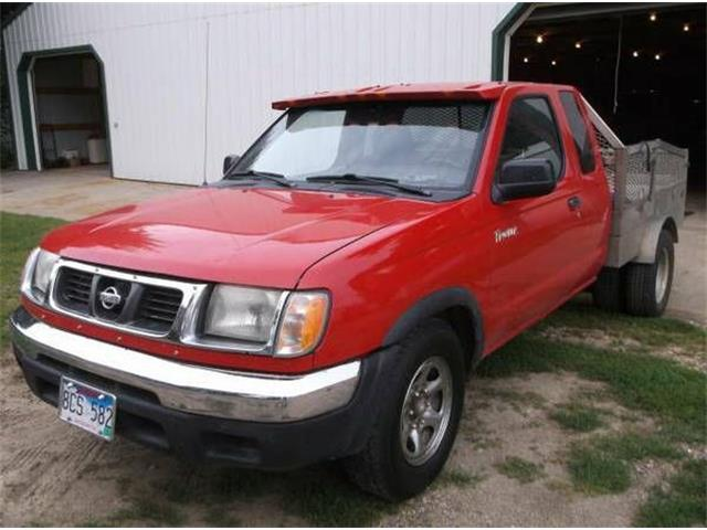 1998 Nissan Frontier (CC-1433152) for sale in Cadillac, Michigan