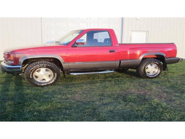 1991 Chevrolet K-1500 (CC-1433153) for sale in Cadillac, Michigan