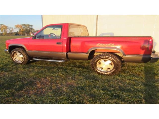 1991 Chevrolet K-1500 (CC-1433153) for sale in Cadillac, Michigan