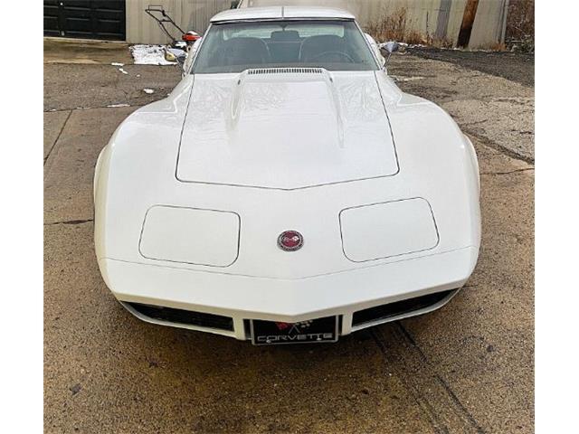 1973 Chevrolet Corvette (CC-1433154) for sale in Cadillac, Michigan
