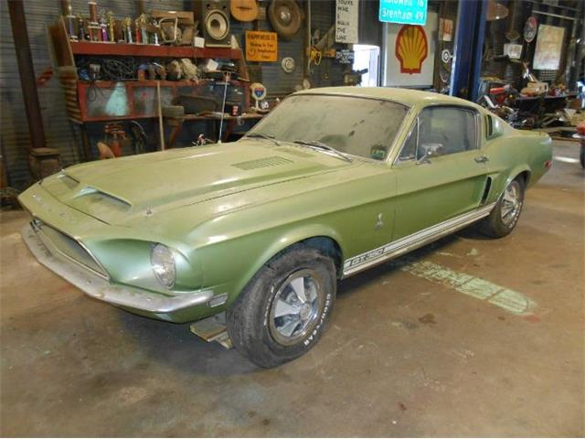 1968 Shelby Mustang (CC-1433156) for sale in Cadillac, Michigan
