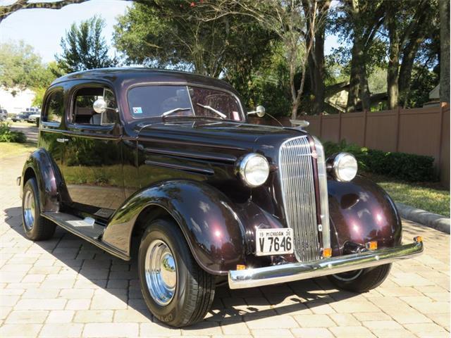 1936 Chevrolet 2-Dr Sedan (CC-1433169) for sale in Lakeland, Florida