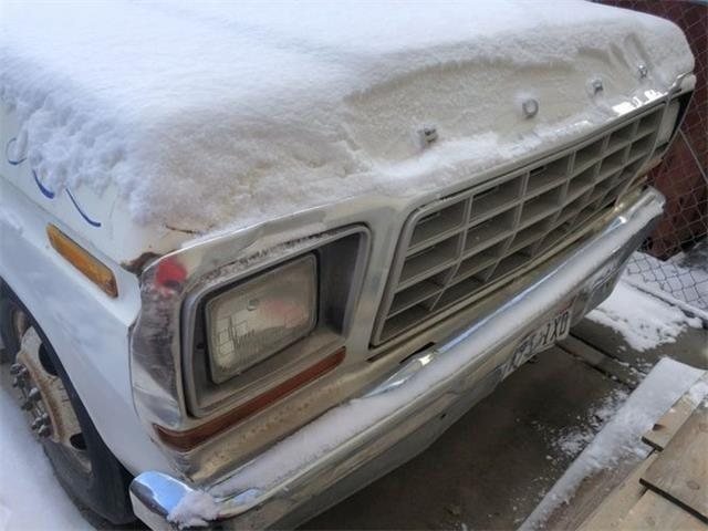 1979 Ford F350 (CC-1433170) for sale in Cadillac, Michigan