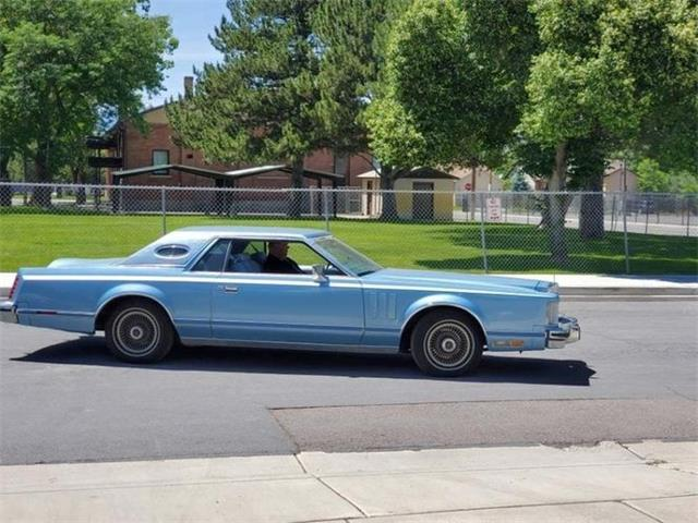 1978 Lincoln Mark V (CC-1433173) for sale in Cadillac, Michigan