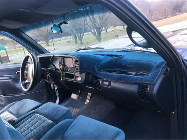 1995 Chevrolet Silverado (CC-1433174) for sale in Cadillac, Michigan