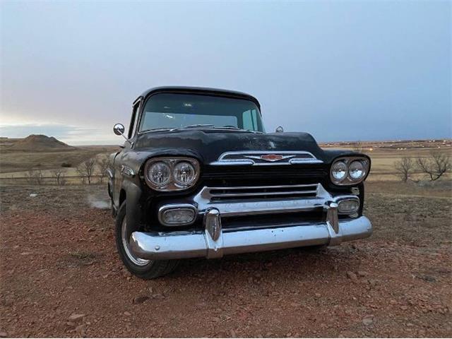 1959 Chevrolet Apache (CC-1433176) for sale in Cadillac, Michigan
