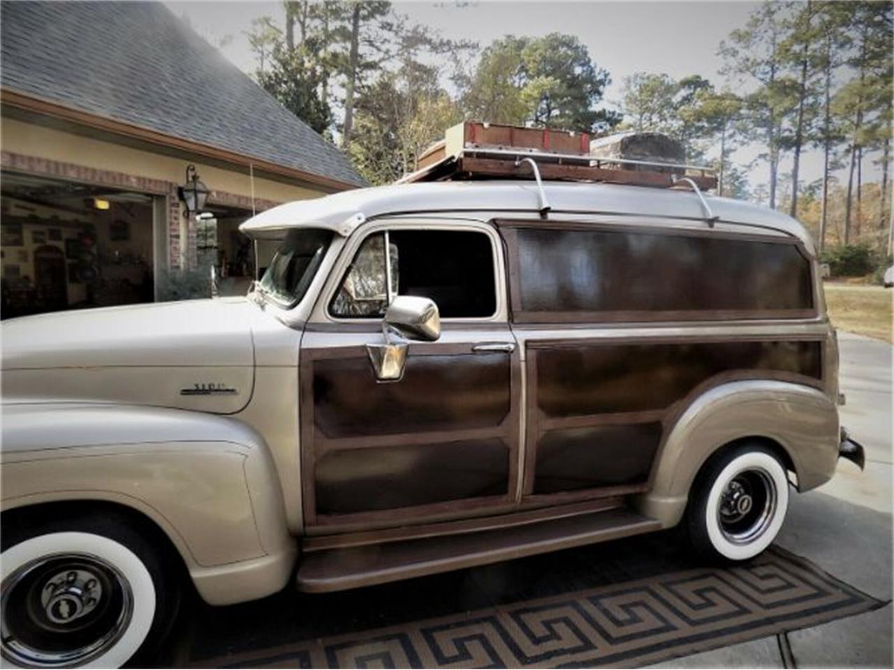 1954 Chevrolet 3100 (CC-1433177) for sale in Cadillac, Michigan