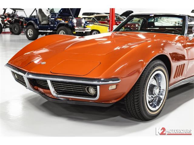 1968 Chevrolet Corvette (CC-1430318) for sale in Jupiter, Florida