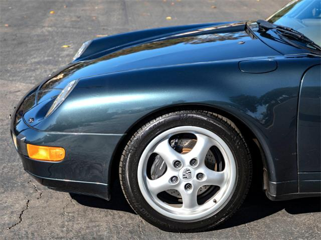1995 Porsche 993 (CC-1433181) for sale in Marina Del Rey, California