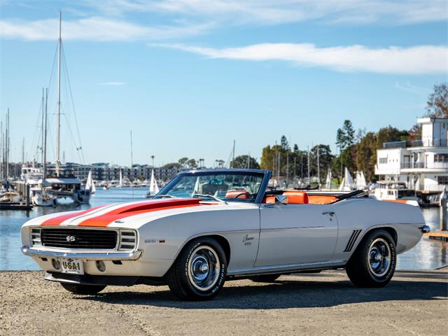 1969 Chevrolet Camaro RS/SS (CC-1433183) for sale in Marina Del Rey, California