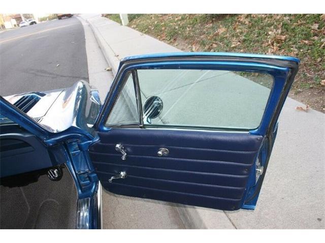1963 Chevrolet Corvette (CC-1433185) for sale in Cadillac, Michigan