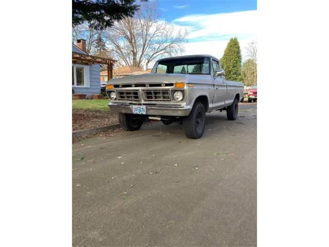 1977 Ford F150 (CC-1433187) for sale in Cadillac, Michigan