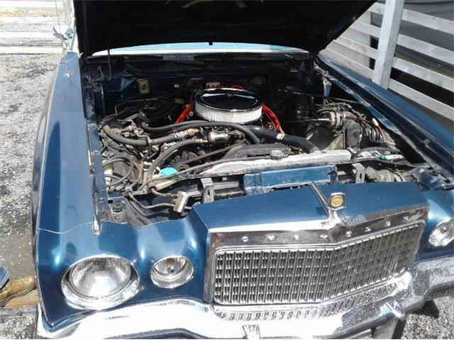 1977 Chrysler Cordoba (CC-1433188) for sale in Cadillac, Michigan