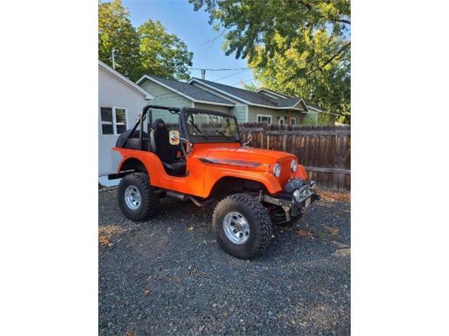 1968 Jeep CJ5 (CC-1433190) for sale in Cadillac, Michigan