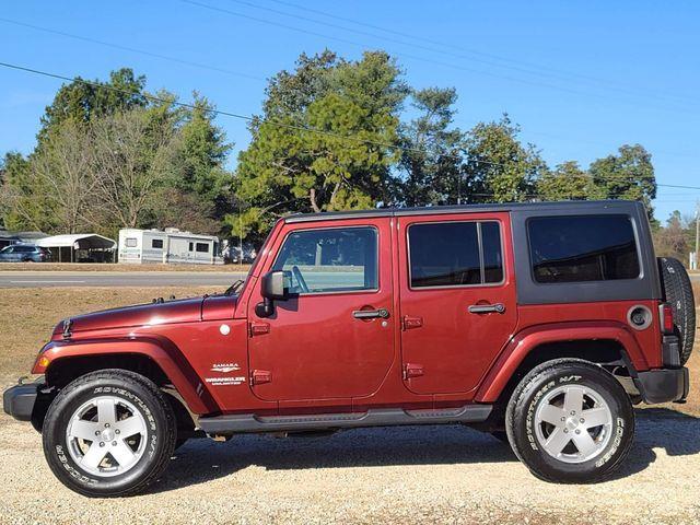 2010 Jeep Wrangler (CC-1433193) for sale in Hope Mills, North Carolina