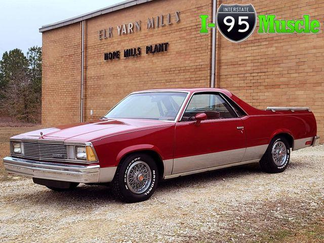 1981 Chevrolet El Camino (CC-1433198) for sale in Hope Mills, North Carolina
