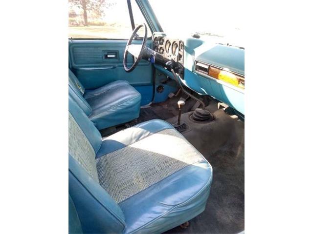 1977 Chevrolet Blazer (CC-1433199) for sale in Cadillac, Michigan