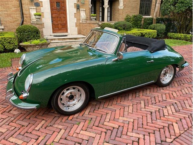 1965 Porsche 356 (CC-1430320) for sale in Jacksonville, Florida