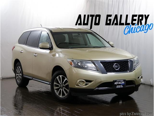 2013 Nissan Pathfinder (CC-1433200) for sale in Addison, Illinois