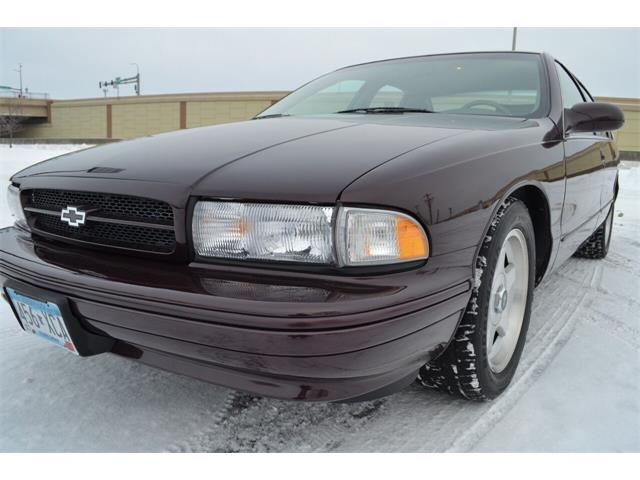1996 Chevrolet Impala (CC-1433204) for sale in Ramsey, Minnesota