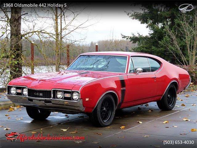 1968 Oldsmobile 442 (CC-1433206) for sale in Gladstone, Oregon