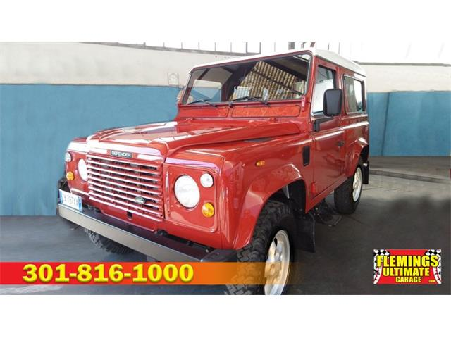 1990 Land Rover Defender (CC-1433209) for sale in Rockville, Maryland