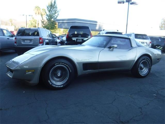 1982 Chevrolet Corvette (CC-1433218) for sale in Thousand Oaks, California