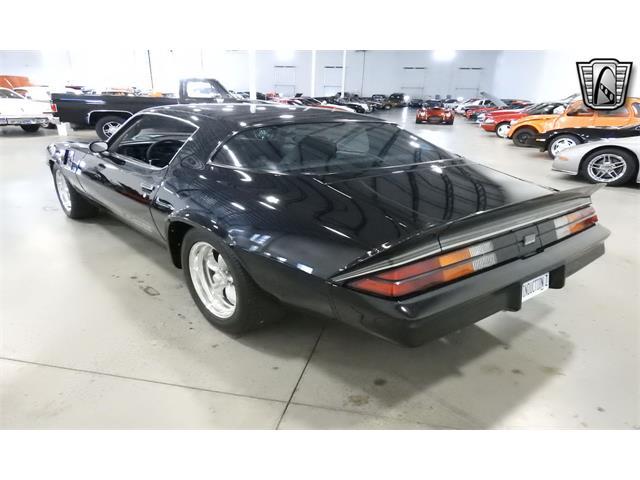 1981 Chevrolet Camaro (CC-1433221) for sale in O'Fallon, Illinois