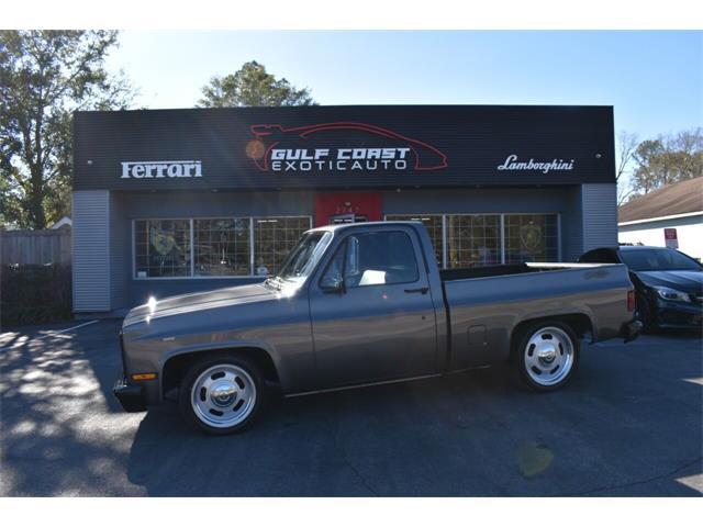 1985 Chevrolet C/K 10 (CC-1433223) for sale in Biloxi, Mississippi