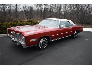 1976 Cadillac Eldorado (CC-1433225) for sale in Elkhart, Indiana