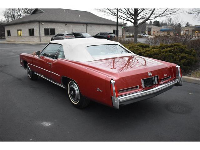 1976 Cadillac Eldorado (CC-1433225) for sale in Elkhart, Indiana