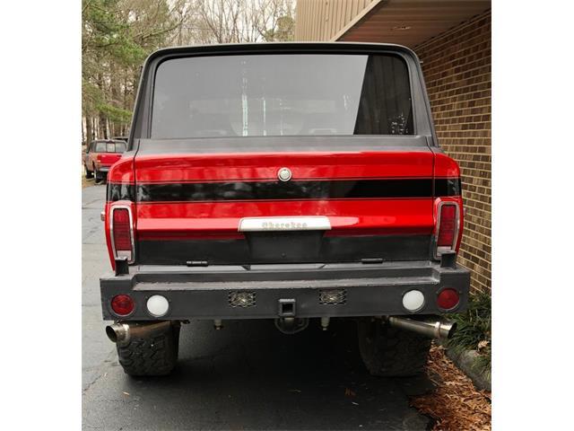 1976 Jeep Cherokee (CC-1433227) for sale in Greensboro, North Carolina