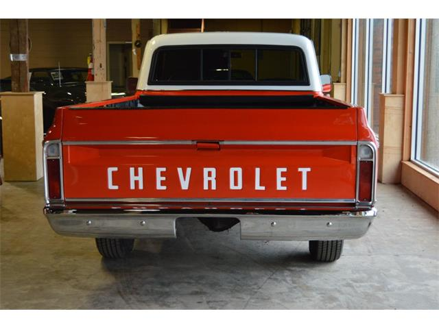 1970 Chevrolet C10 (CC-1430323) for sale in Batesville, Mississippi