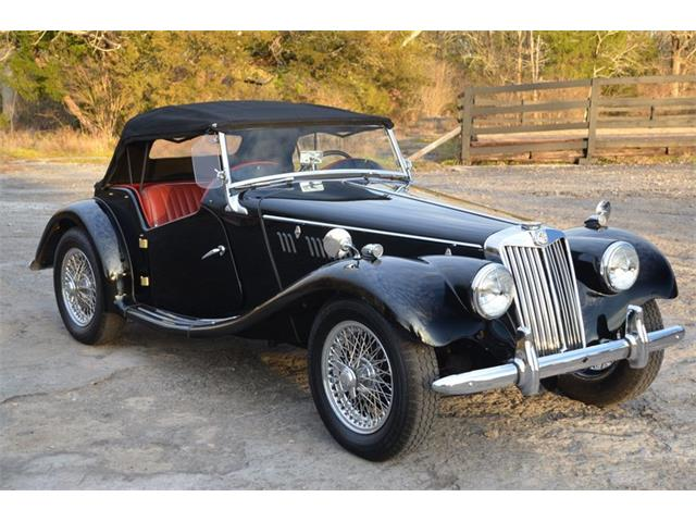 1954 MG TF (CC-1433230) for sale in Lebanon, Tennessee