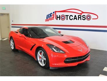 2014 Chevrolet Corvette (CC-1433235) for sale in San Ramon, California