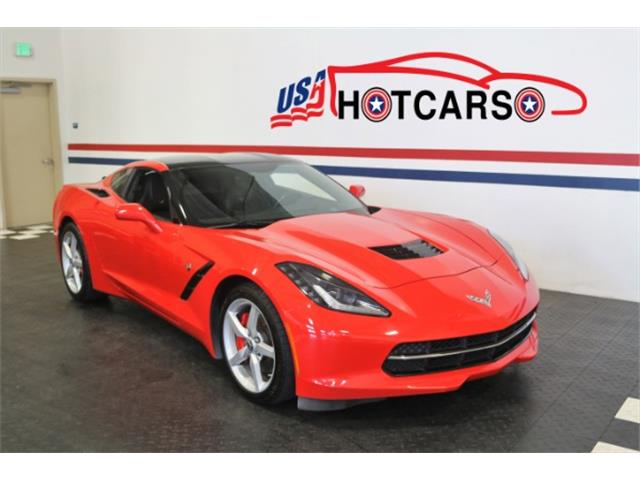 2014 Chevrolet Corvette (CC-1433235) for sale in San Ramon, California