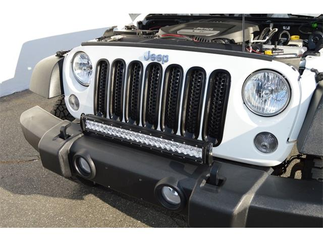 2016 Jeep Wrangler (CC-1433236) for sale in Springfield, Massachusetts