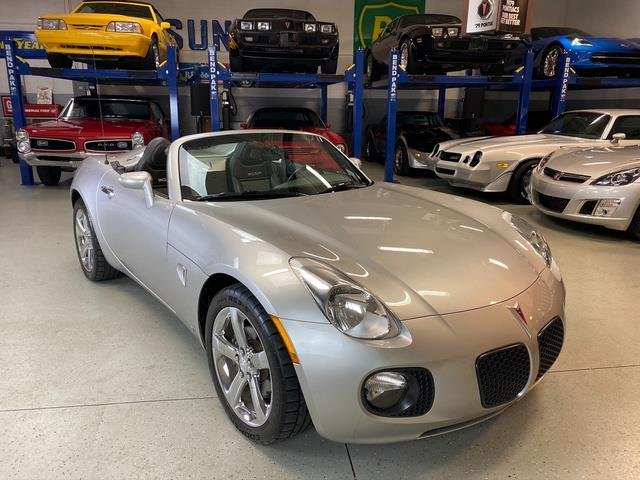 2007 Pontiac Solstice (CC-1433239) for sale in Shelby Township, Michigan