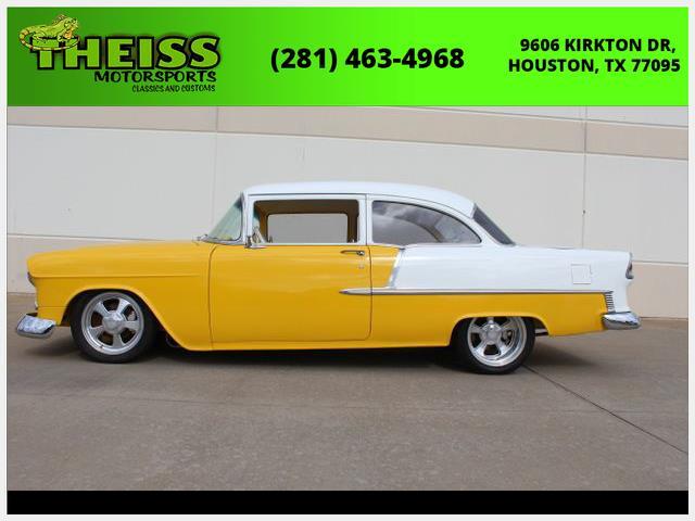 1955 Chevrolet 210 (CC-1433240) for sale in Houston, Texas