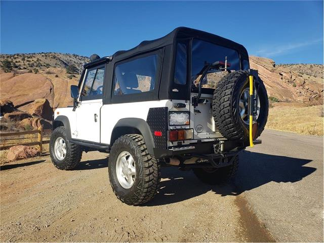 1994 Land Rover Defender (CC-1433241) for sale in Englewood, Colorado