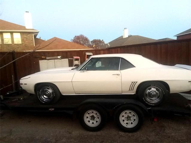 1969 Chevrolet Camaro (CC-1433258) for sale in Wilson, Oklahoma