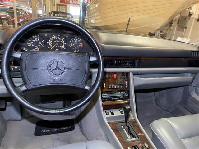 1990 Mercedes-Benz 560SEC (CC-1433259) for sale in Tocoma, Washington