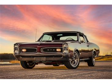 1966 Pontiac GTO (CC-1433261) for sale in Island Lake, Illinois