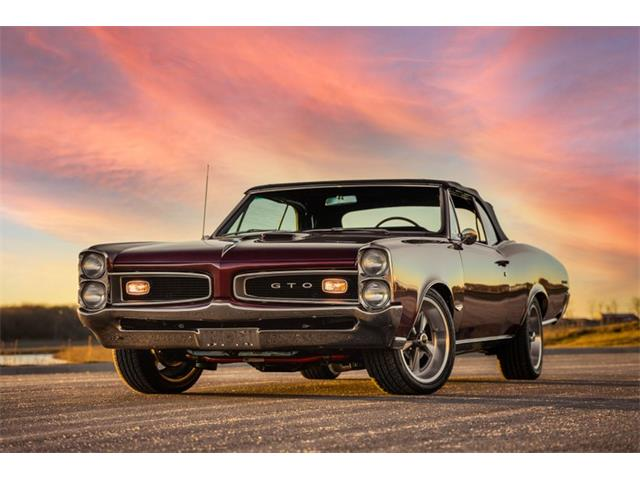 1966 Pontiac GTO (CC-1433261) for sale in Island Lake, Illinois