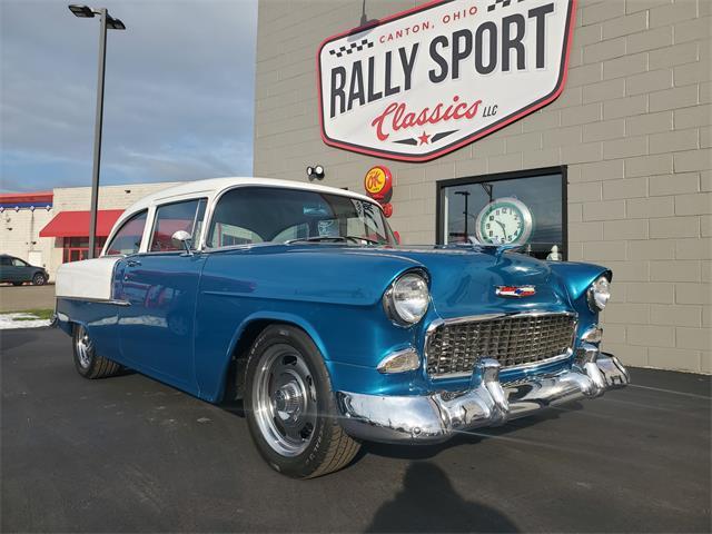1955 Chevrolet 210 (CC-1433276) for sale in Canton, Ohio