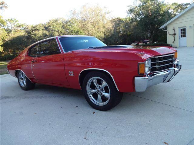 1972 Chevrolet Chevelle (CC-1433278) for sale in Sarasota, Florida
