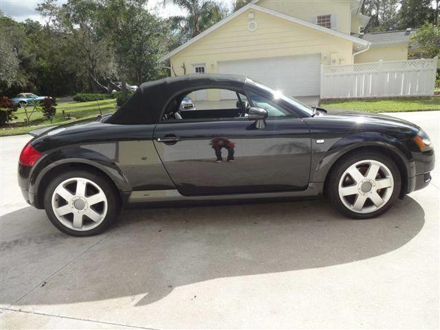 2001 Audi TT (CC-1433280) for sale in Sarasota, Florida