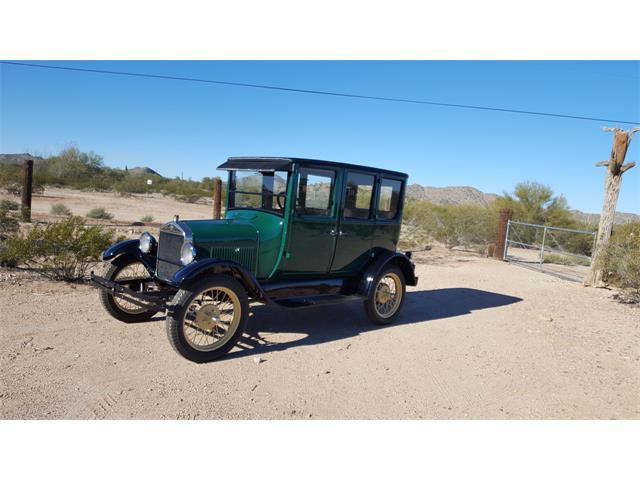 1927 Ford 4-Dr Sedan (CC-1433282) for sale in Casa Grande, Arizona
