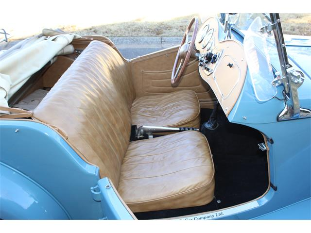 1951 MG TD (CC-1433283) for sale in Roswell, Georgia
