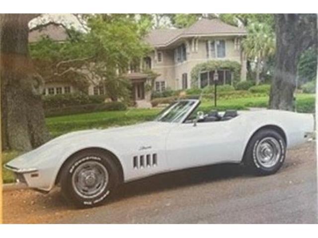 1969 Chevrolet Corvette (CC-1433290) for sale in Highland Village, Texas